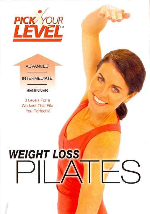 PICK YOUR LEVEL:WEIGHT LOSS PILATES BY BARRETT,ELLEN (DVD)